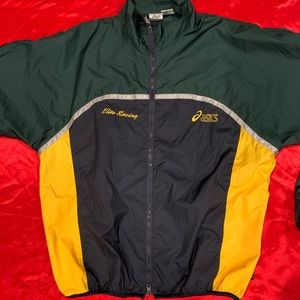 Asics Jackets & Coats - Asics windbreaker
